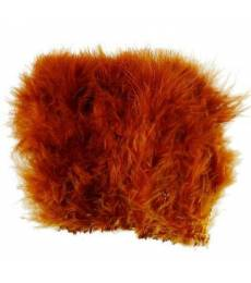 Marabou rusty Brown