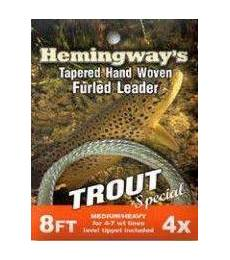 Fly fishing leader sistem Trout Special